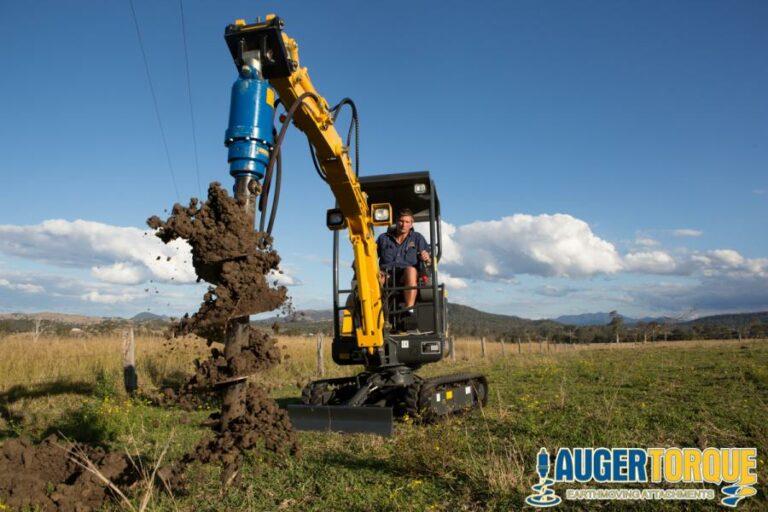 Mini Excavator 2